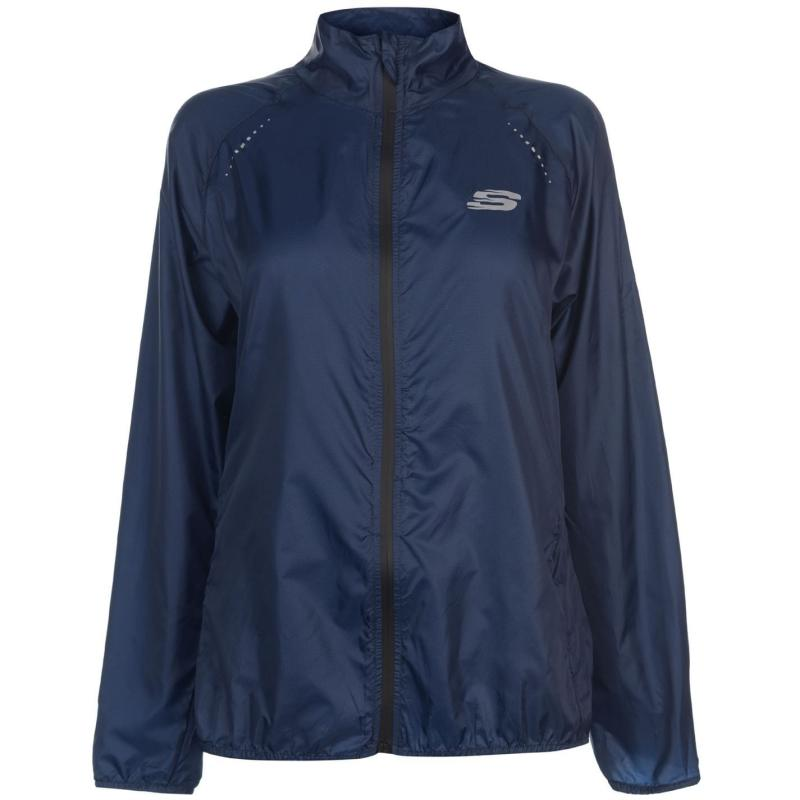 Skechers Shell Jacket Ladies Black