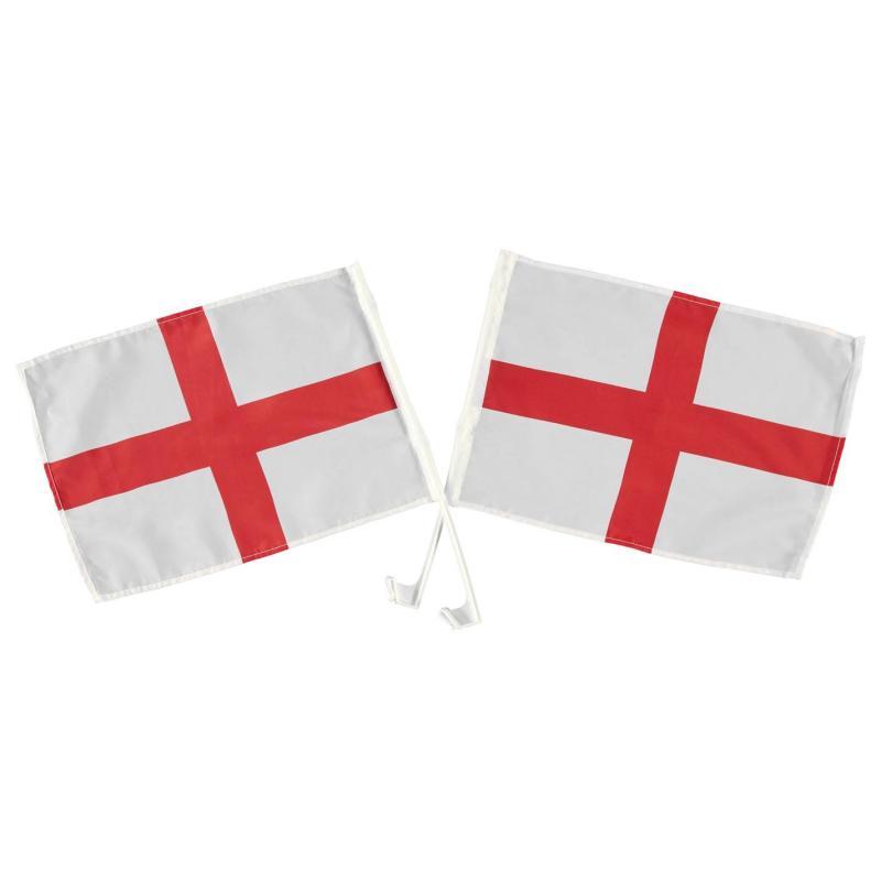 Team Car Flag England