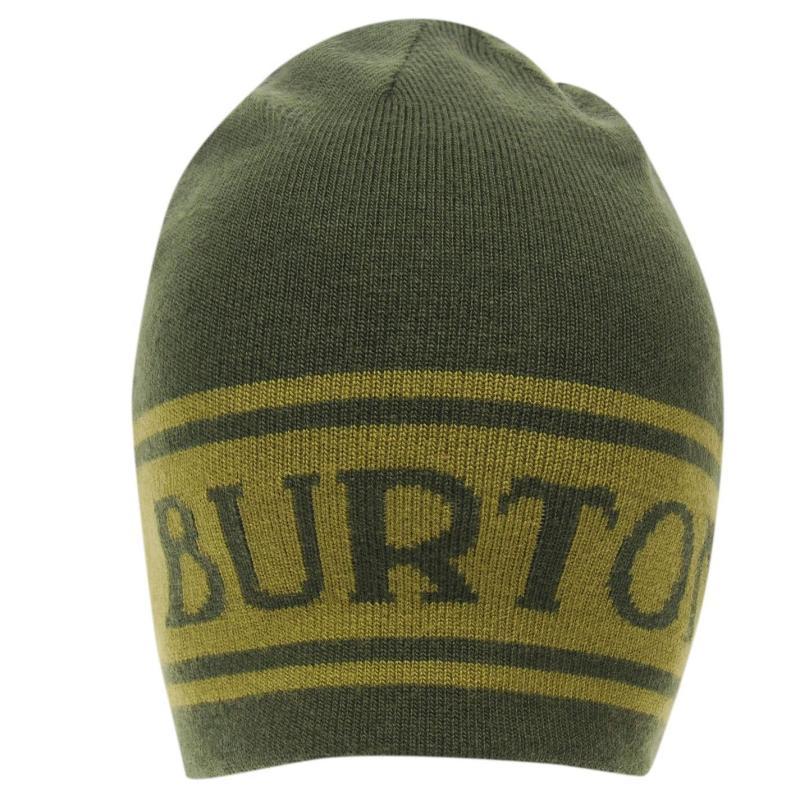 Burton Billboard Beanie Hat Mens Blue