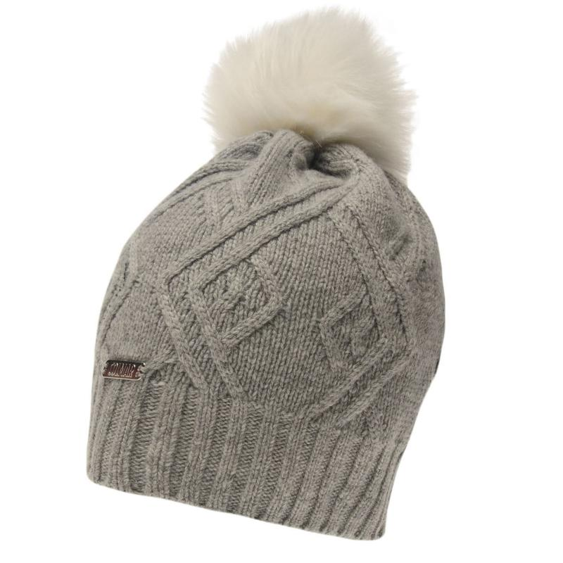 Colmar 4833 Beanie Ladies Grey