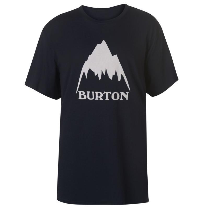 Tričko Burton Classic T Shirt Mens Black