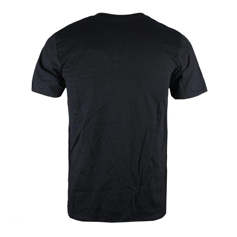 Tričko Get The Label Mens E.T T-Shirt Black