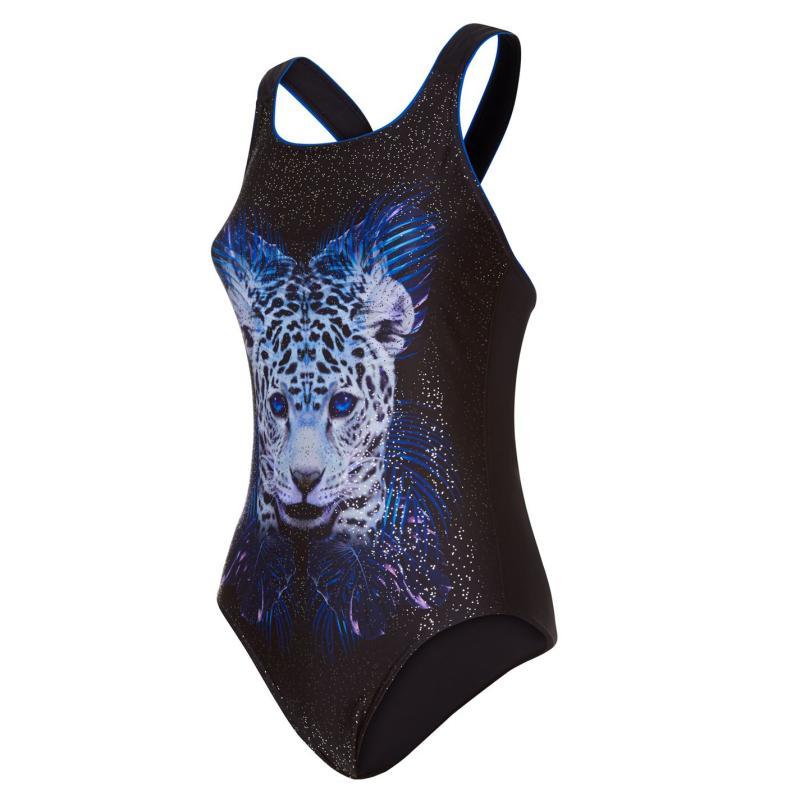 Plavky Maru Vee Back Swimsuit Ladies Blue eyes