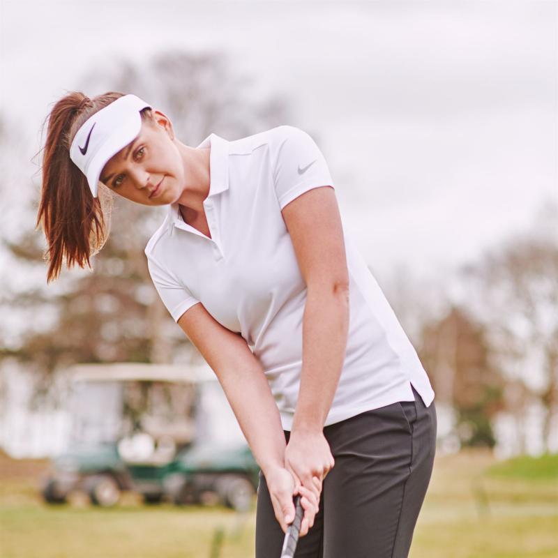 Kalhoty Nike Flex Woven Golf Trousers Ladies Black