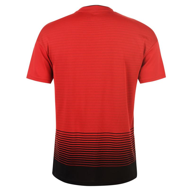 Adidas Manchester United Home Shirt 2018 2019 Red