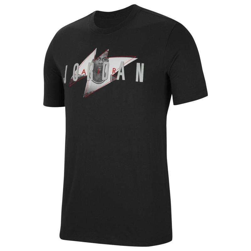 Tričko Air Jordan GRX T Shirt Mens Black