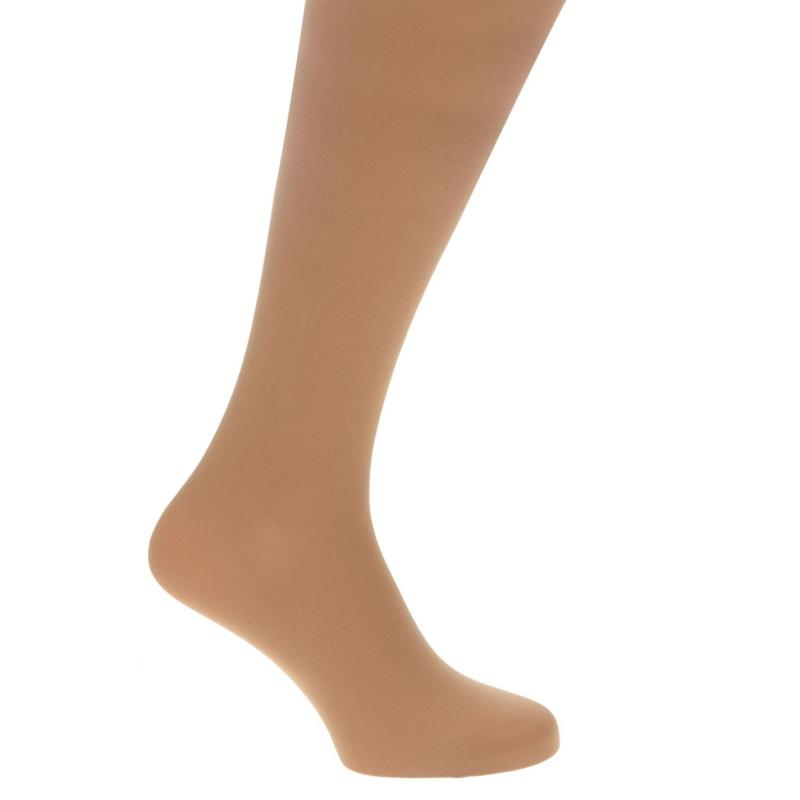Legíny Miso Sheen Tights Ladies Nude
