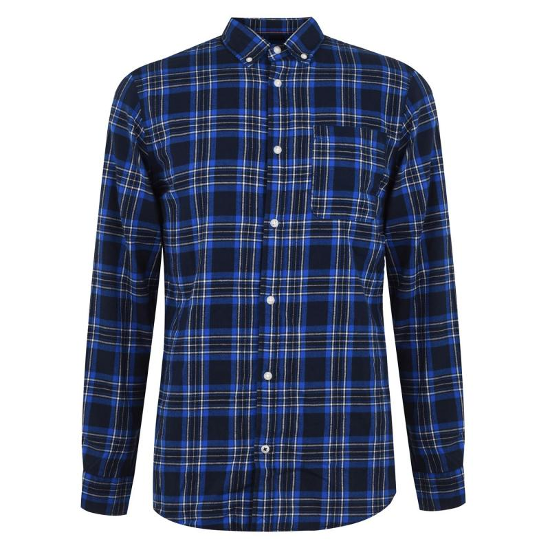 G Star Arc 3D Long Sleeve Shirt dk aged