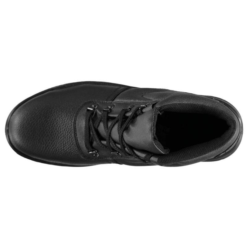 Boty Jonathon Charles Density Safety Boots Black