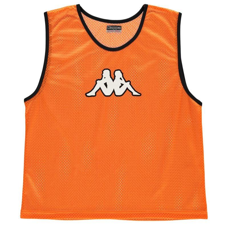 Tílko Kappa Scrimmage Vest Mens Orange
