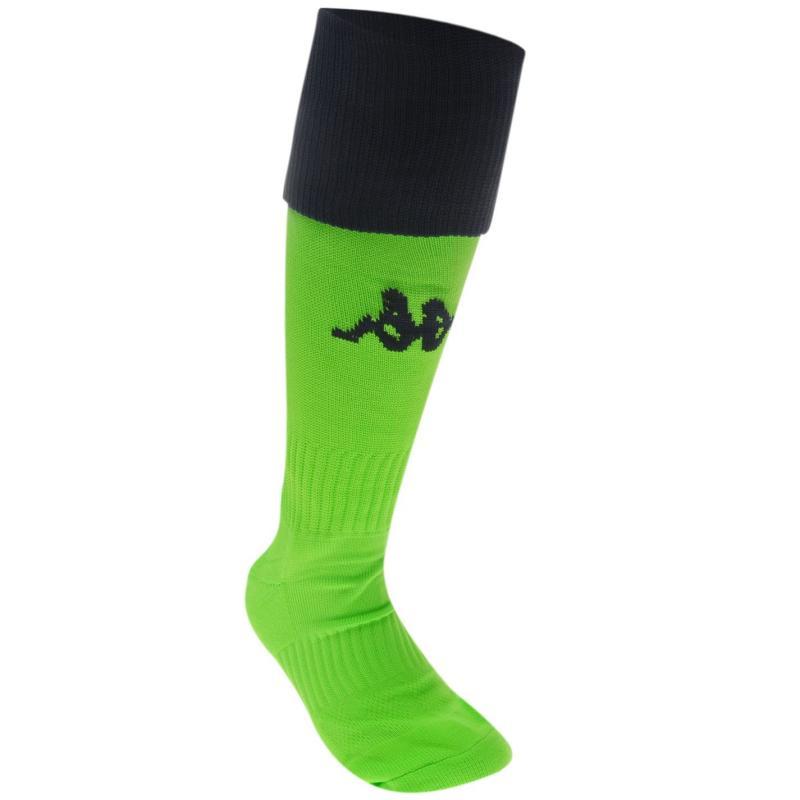 Ponožky Kappa Winner Football Socks Mens Neon/Green