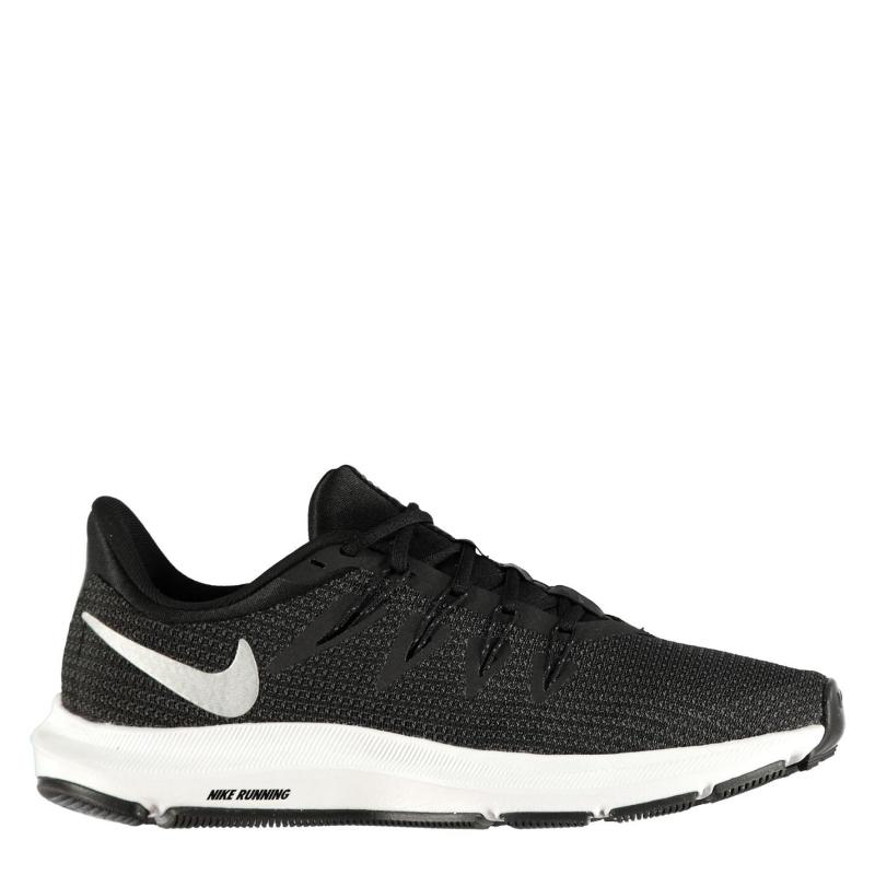 Nike Quest Ladies Running Shoes Black/Silver