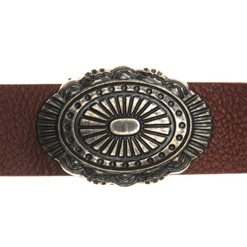 SoulCal Shield Belt Ladies Brown