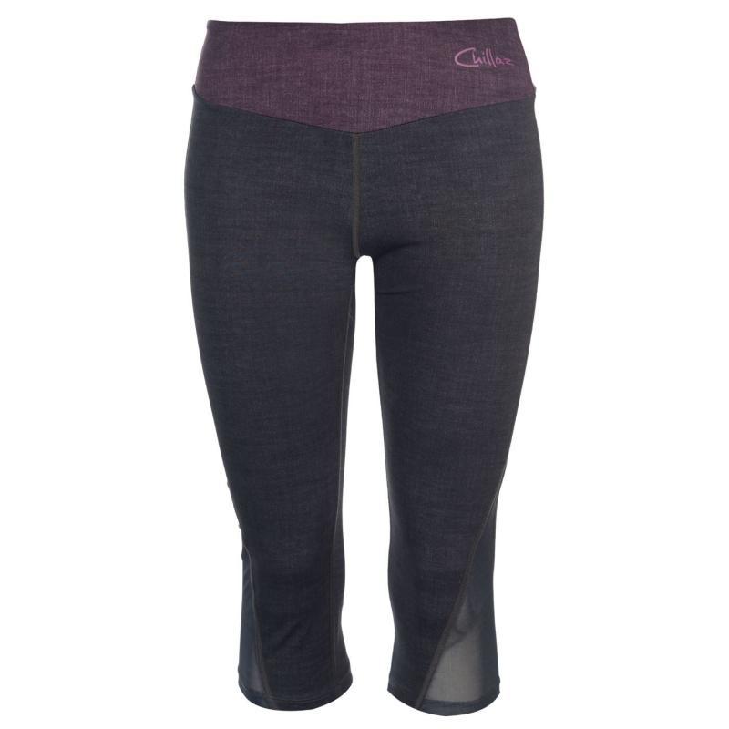 Chillaz Sunder Shorts Ladies Grey