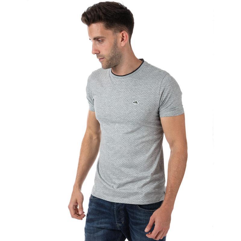 Tričko Le Shark Mens Robin T-Shirt Green
