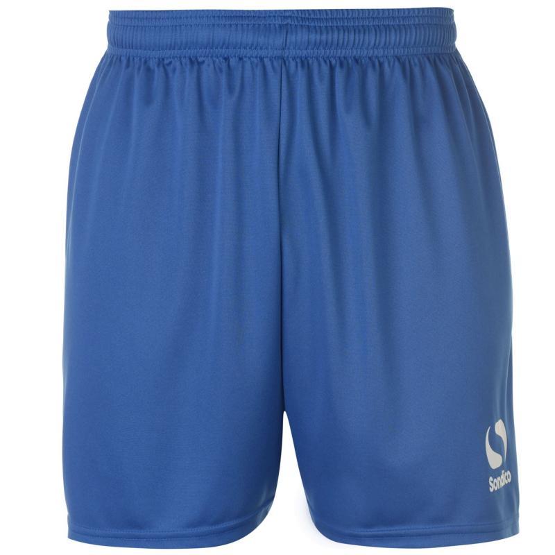 Sondico Football Shorts Mens Royal
