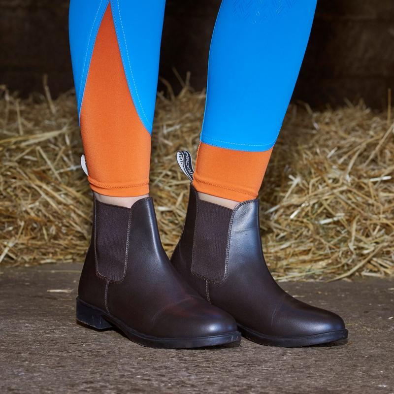 Boty Brogini Pavia Mens Jodhpur Boots Black