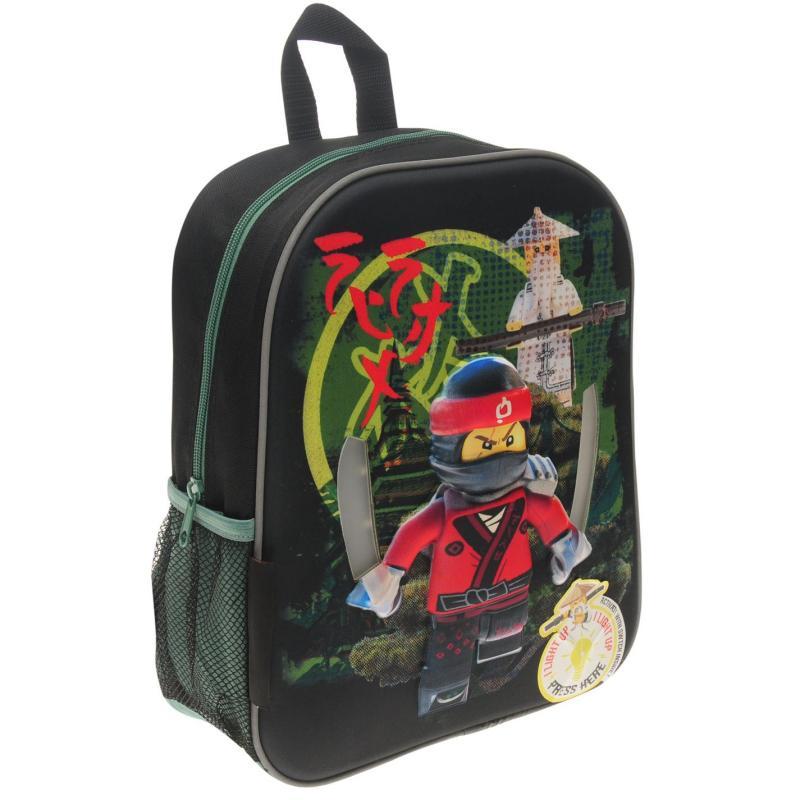 LEGO EVA LED Backpack Ninjao Kai