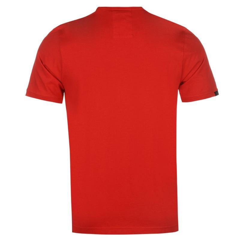 Tričko Luke Sport Traff Sport T Shirt Red