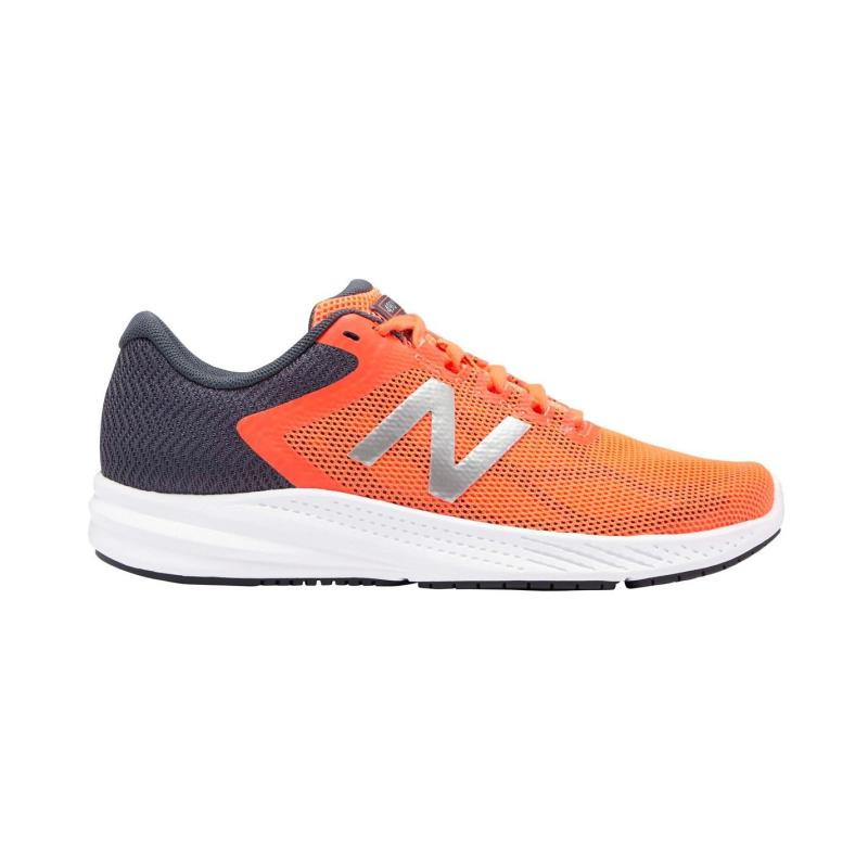 New Balance W 490 Ladies Running Shoes Coral/Grey/Wht