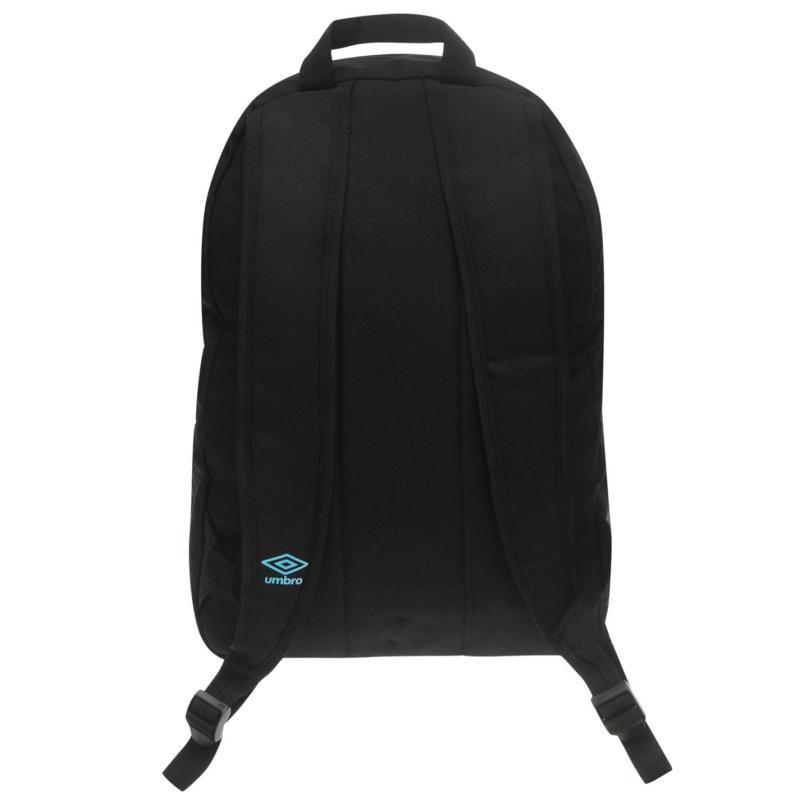 Umbro Veloce Backpack Black/Blue