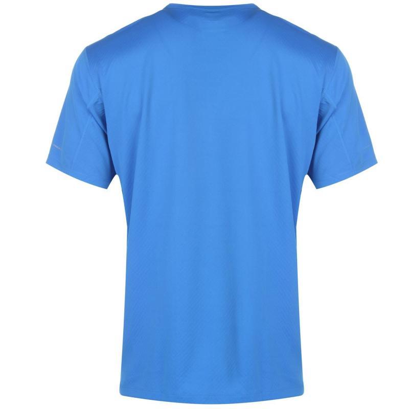 Tričko Columbia Zero T Shirt Mens Green