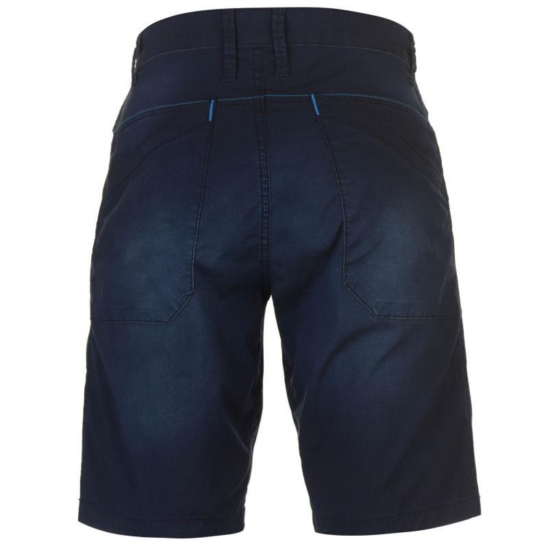 Chillaz Elias Climbing Shorts Mens Denim