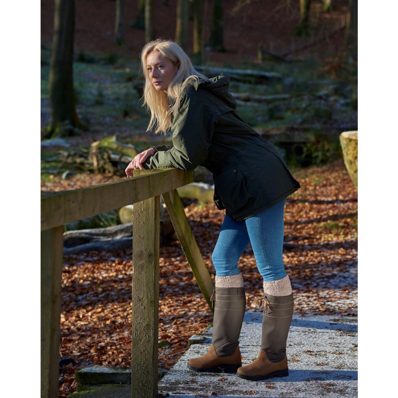 Boty Brogini Derbyshire Boots Brown