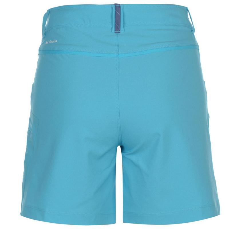 Columbia Peak Shorts Ladies Blue