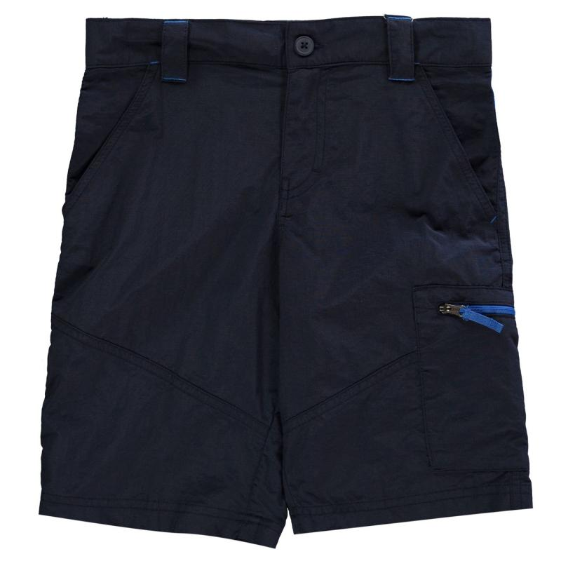 Kraťasy Columbia Ridge Shorts Junior Boys Navy