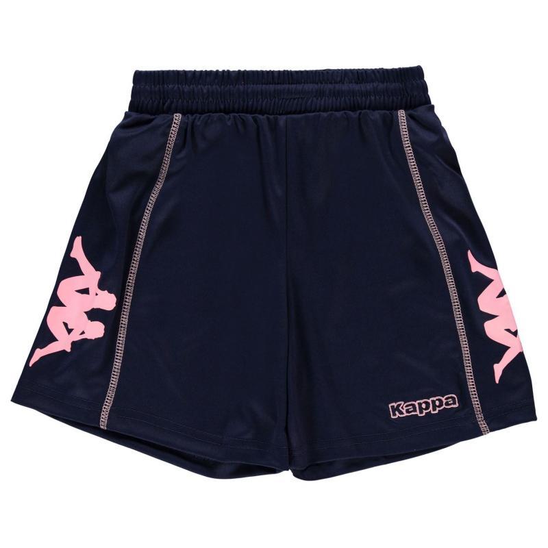 Kraťasy Kappa Alba Shorts Junior Boys Navy/Pink