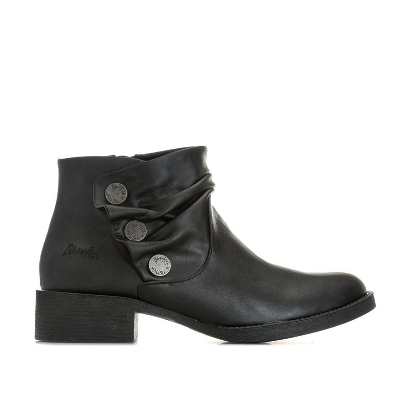 Blowfish Malibu Womens Kagar Boots Black