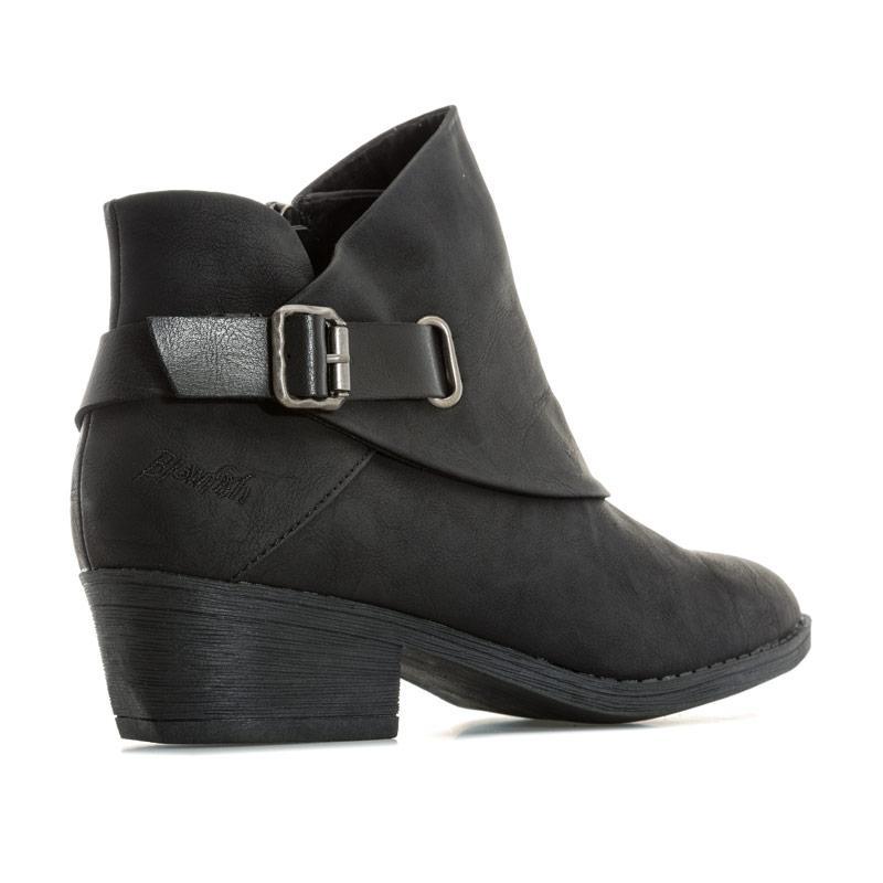 Blowfish Malibu Womens Sill Boots Black