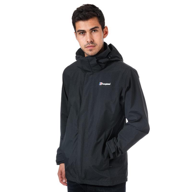 Berghaus Mens Hillwalker Shell Jacket Black