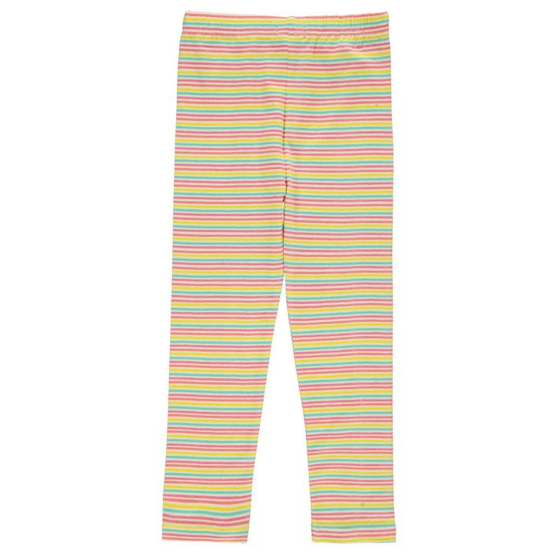 Crafted Essentials Leggings Infant Girls Stripe