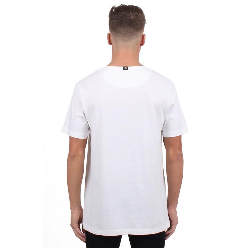 Tričko Gio Goi Core Logo T Shirt White