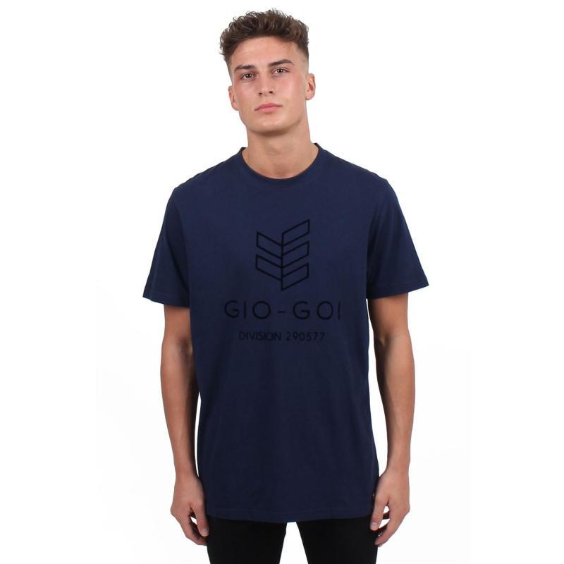 Tričko Gio Goi Core T Shirt Navy