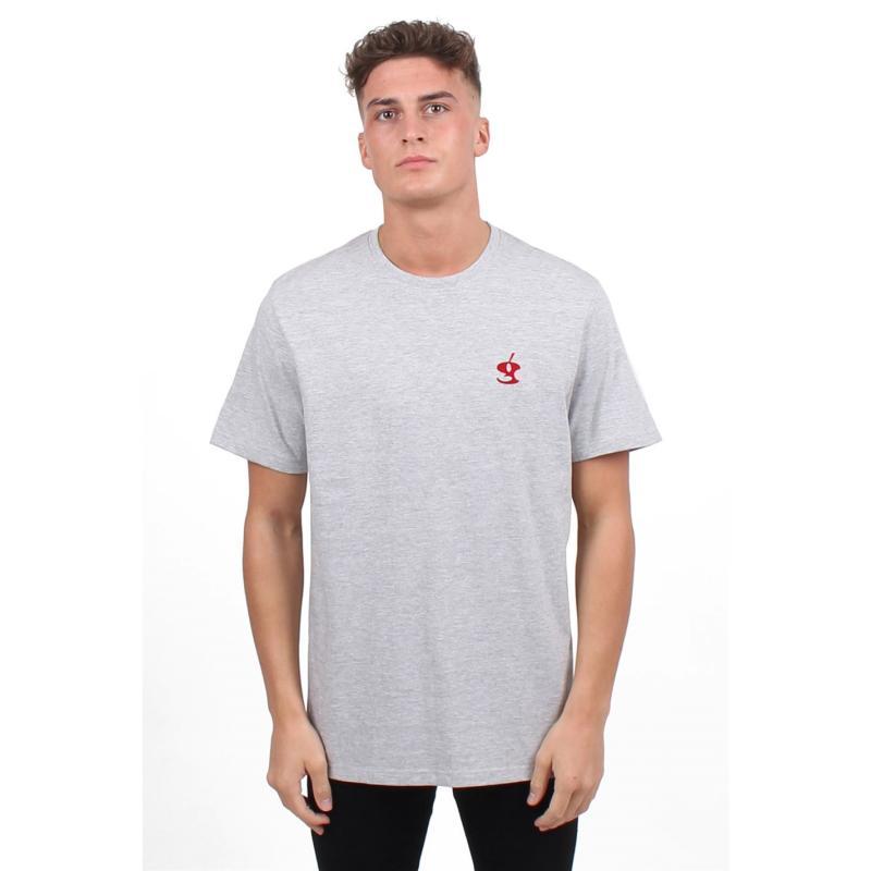 Tričko Gio Goi Small Logo T Shirt Sky Blue