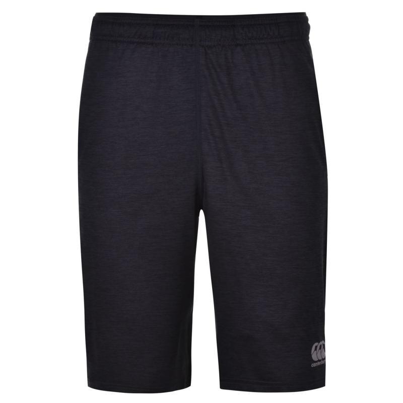 Canterbury Knit Look Shorts Mens Black