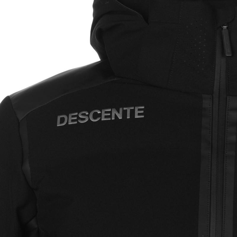 Descente George Jacket Mens Black