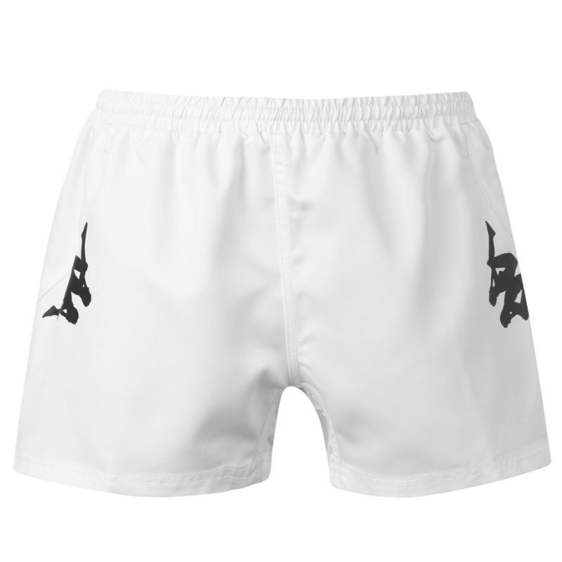 Kappa Samo Shorts Mens White