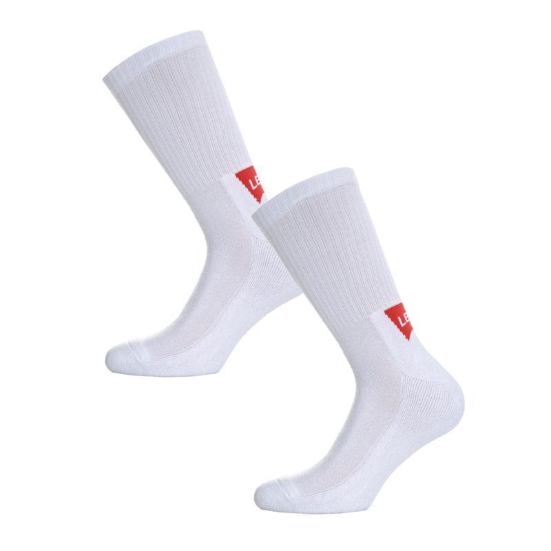 Ponožky Levis Mens Batwing Socks White