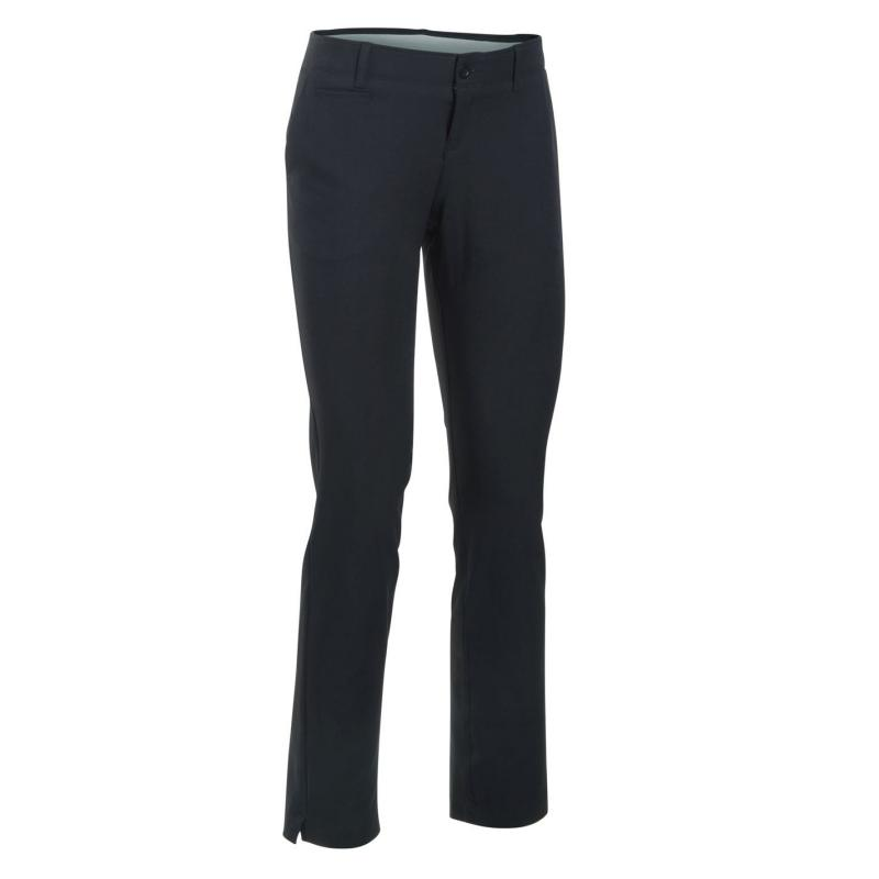 Kalhoty Under Armour Links Golf Trousers Ladies Black
