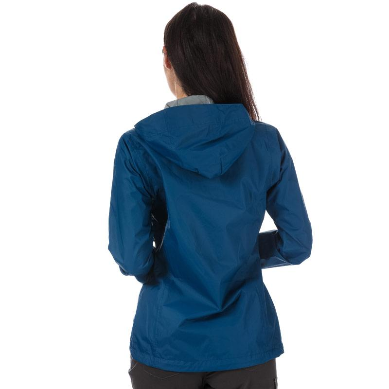 Berghaus Womens Deluge Light Waterproof Jacket Dark Blue