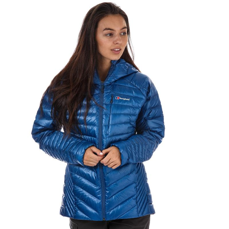 Berghaus Womens Extrem Micro Down Jacket Blue