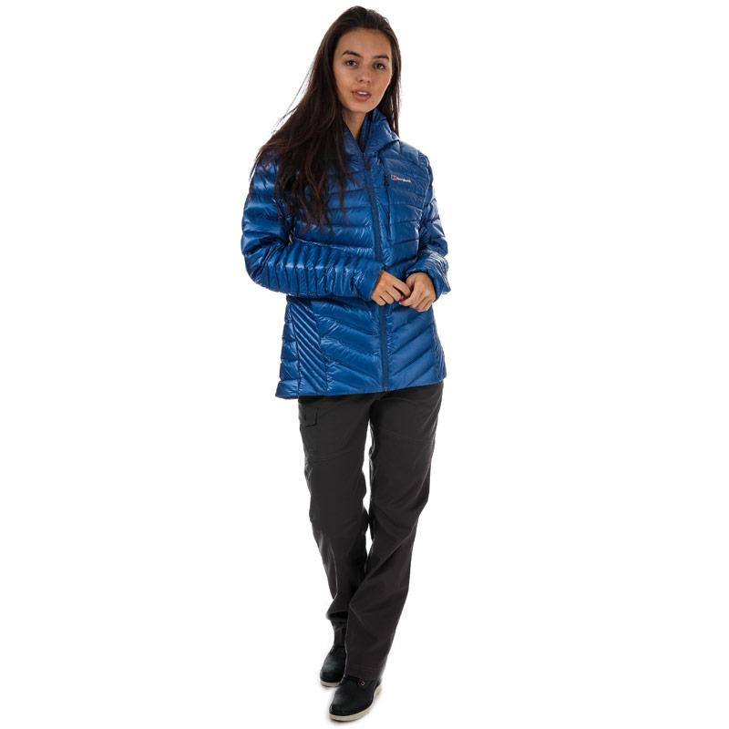 Berghaus Womens Extrem Micro Down Jacket Blue