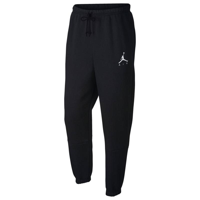 Tepláky Air Jordan Jordan Jumpman Fleece Jogging Pants Mens BLACK/BLACK/BLACK/WHITE