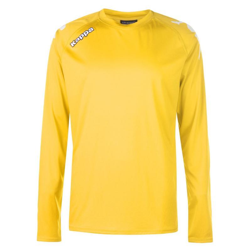 Tričko Kappa Veneto Long Sleeve T Shirt Mens Soleil