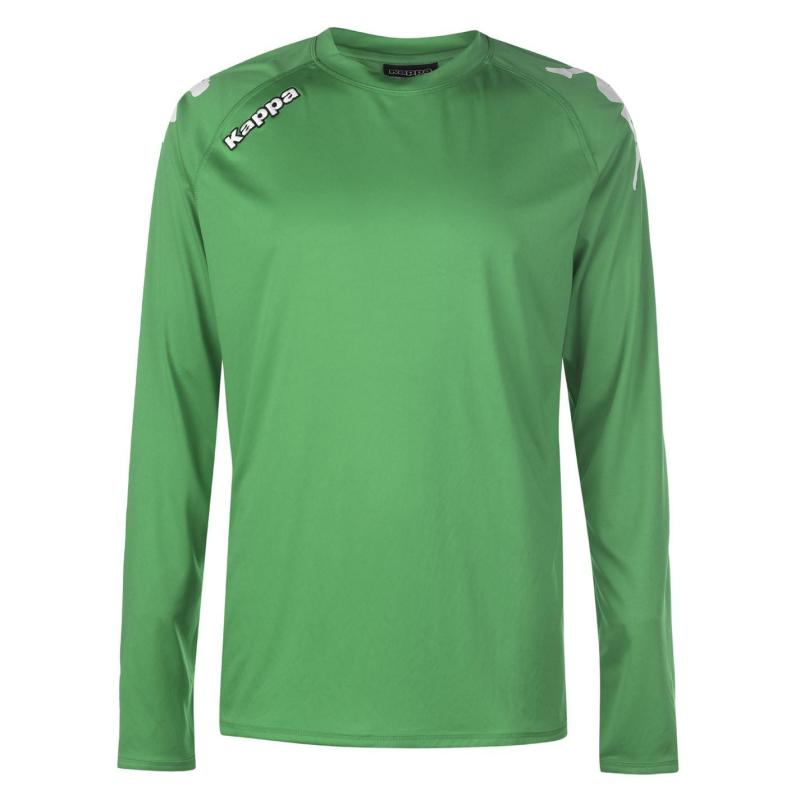Tričko Kappa Veneto Long Sleeve T Shirt Mens Violet