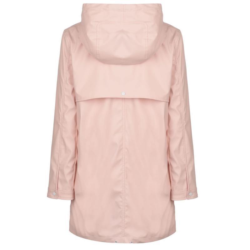 Miso Raincoat Ladies Pink